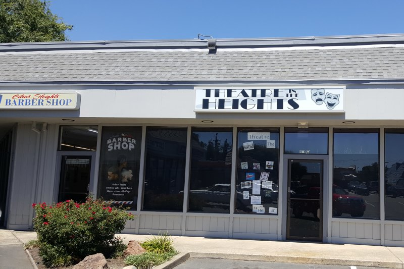 Theatre in the Heights, Citrus Heights