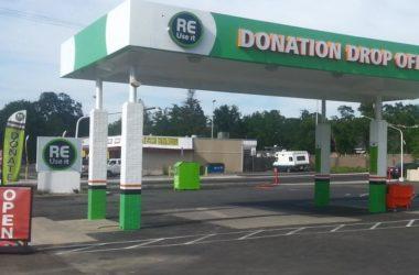 ReUseIt, donation, center, station, citrus heights