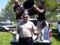 """Sac Sheriff Challenges Citrus Heights Police Chief for """"Ice Bucket"""" Fundraiser"""