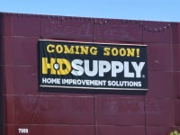 HD Supply is set to open in Citrus Heights on October 15 in the old Circuit City building on Greenback Lane.