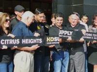 HD Supply celebrates grand opening with 'board-cutting' ceremony
