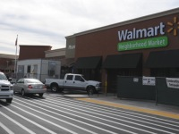 """Construction on Citrus Heights' new Walmart market is expected to be """"substantially completed"""" by November 14, according to SD Deacon."""