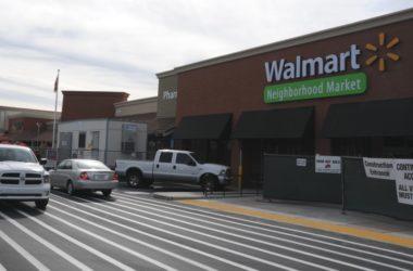 Walmart Neighborhood Market Citrus Heights. Photo credit: Luke Otterstad