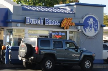 Proceeds Day at Dutch Bros. Coffee in Citrus Heights. Photo Credit: Luke Otterstad