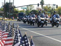 Burial for slain deputy held in Citrus Heights; community gives respect