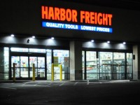A new Harbor Freight Tools store opened up in Citrus Heights this month on Greenback Lane.
