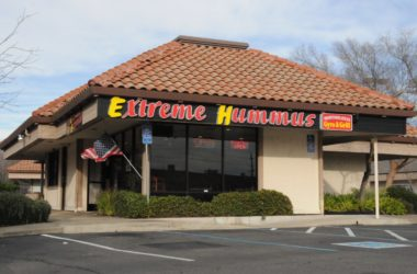 Extreme Hummus, Mediterranean Gyro and Grill in Citrus Heights. Photo by Luke Otterstad