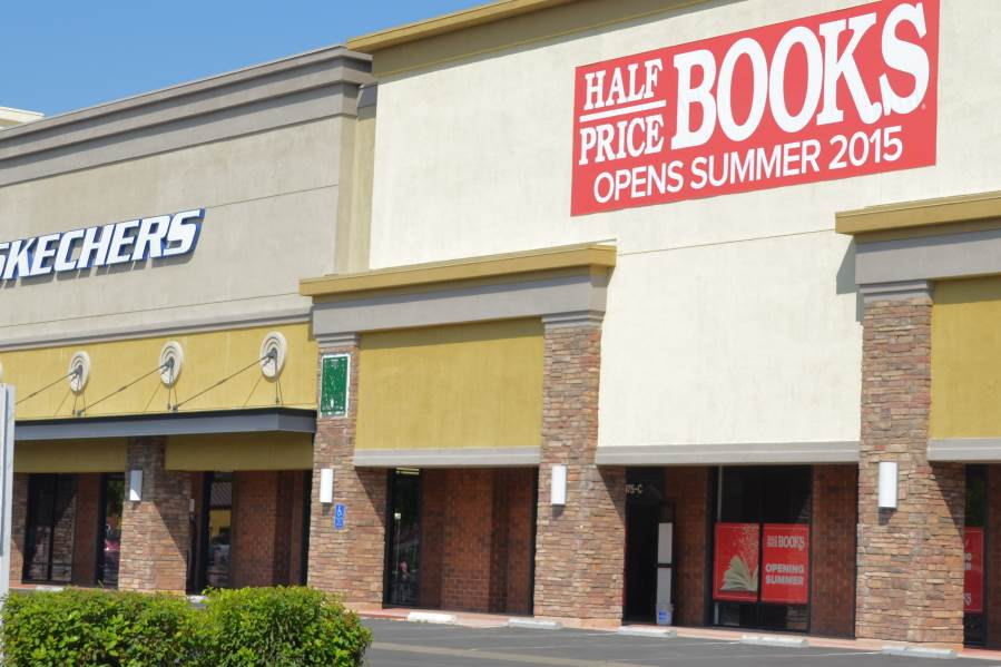 Half Price Books To Open New Citrus Heights Store On June 25