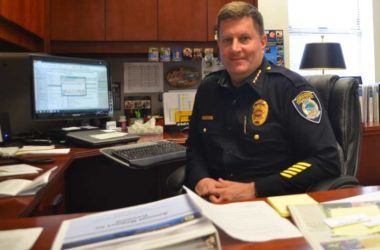 Citrus Heights, police chief
