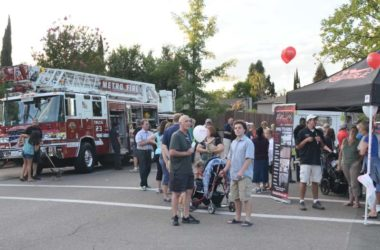 National Night Out, Citrus Heights.
