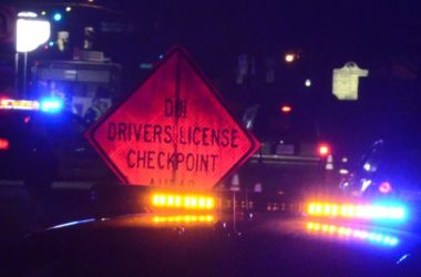 DUI checkpoint, citrus heights, police