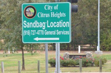 Sandbags, citrus heights