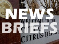 Citrus Heights News Briefs: strategic planning, street flood, marijuana bust