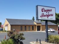 A new crepes and burger cafe is scheduled to open later this year on Auburn Boulevard in Citrus Heights.