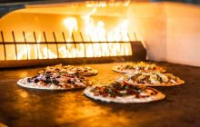 PizzaRev plans to open a new 'flame-fired' pizza franchise in Citrus Heights later this year. // Courtesy, PizzaRev