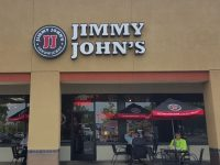File photo, a new Jimmy John's sandwich franchise opened in Roseville last December. Another location is set to open mid-September in Citrus Heights. // CH Sentinel