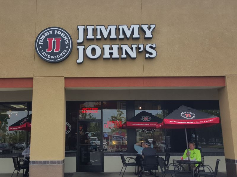 File Photo A New Jimmy John S Sandwich Franchise Opened In Roseville Last December Another Location Is Set To Open Mid September Citrus Heights