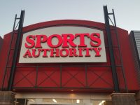 File photo, Sports Authority in Citrus Heights. // CH Sentinel.