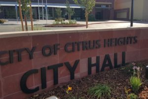 city hall, Citrus Heights