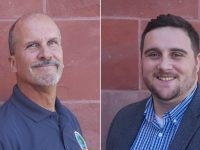 Vice Mayor Jeff Slowey, left, and Marcel Weiland, were both endorsed by the Citrus Heights Chamber of Commerce PAC this week. // CH Sentinel