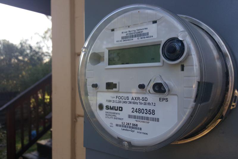 SMUD, smart meter