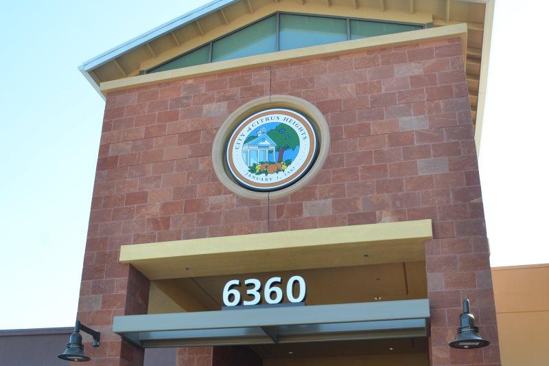 Citrus Heights city hall