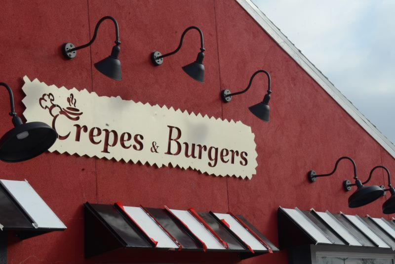 Crepes & Burgers Citrus Heights