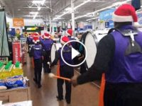 VIDEO: Marching band surprises shoppers inside Citrus Heights Walmart
