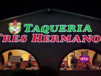 A new Mexican restaurant, Taqueria Tres Hermanos, opened Jan. 14 in Citrus Heights. // CH Sentinel