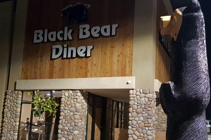 Black Bear Diner, Citrus Heights