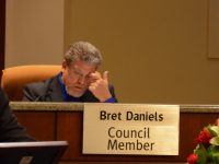 Citrus Heights Councilman Bret Daniels, file photo. // CH Sentinel