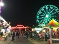 The annual Spring Carnival has set up in the Sunrise Mall parking lot for the past 10 years and will return in 2017. // Image courtesy, Brass Ring Amusements