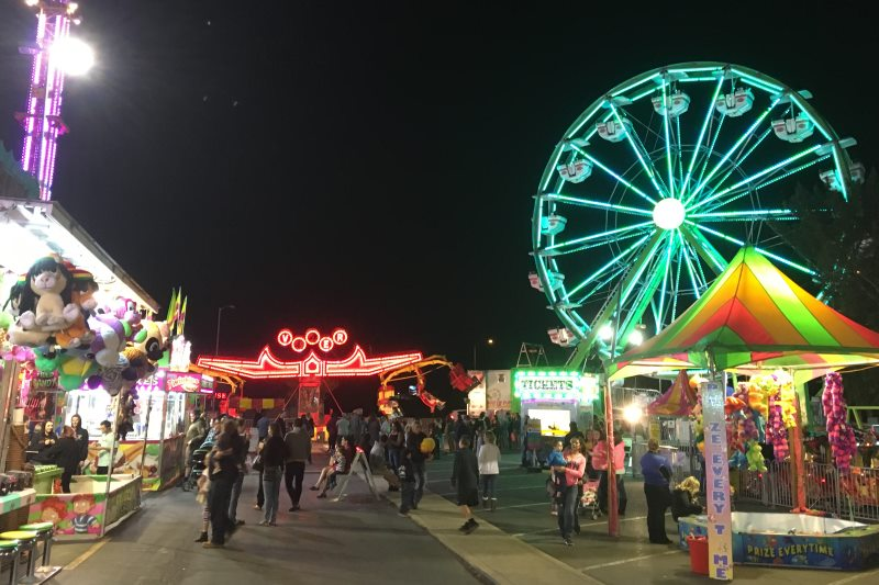 Spring Carnival, Midway of Fun, Brass Ring Amusements