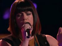 "Missy Robertson, of Citrus Heights, was featured on NBC's ""The Voice"" in March. // Credit: NBC"