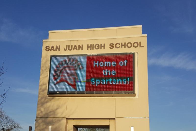San Juan High School, Citrus Heights