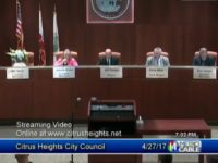 The Citrus Heights city council is seeking to fill a vacancy left by councilman Mel Turner, who passed away April 20. // Image credit: Sac Metro Cable 14