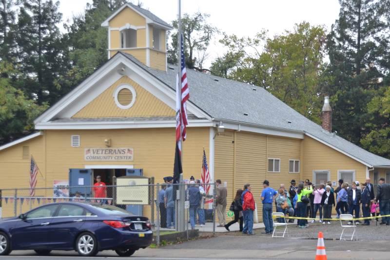 Veterans Community Center
