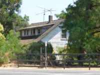 The future of a run-down home at the corner of Mariposa Avenue and Old Auburn Road in Citrus Heights is unknown, following the owner's death. // CH Sentinel