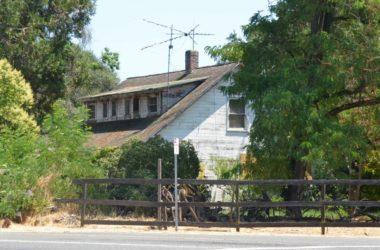 Home, Mariposa Ave., Old Auburn Road