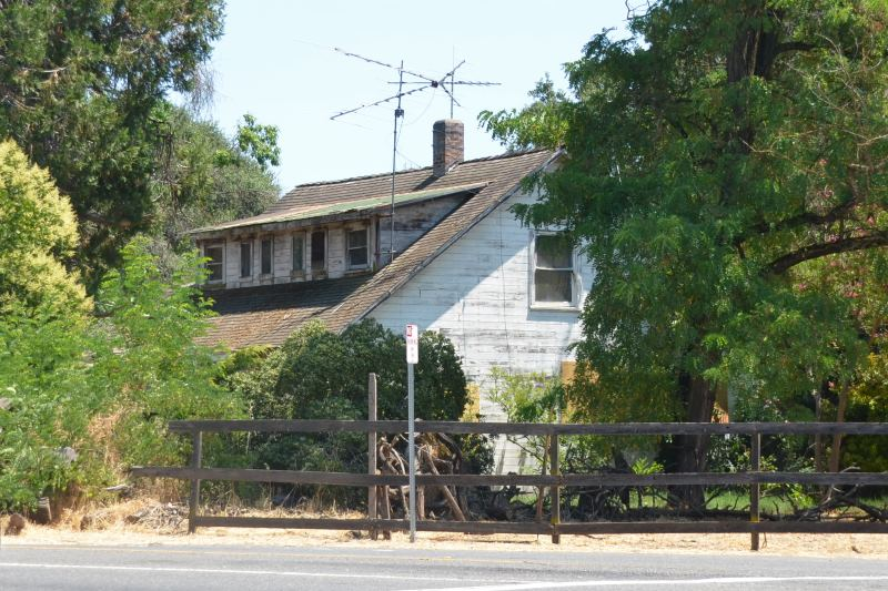 Home, Mariposa Ave., Old Auburn Road