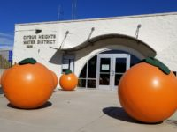 File photo, Citrus Heights Water District office on Sylvan Road. // CH Sentinel