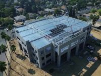 Latest drone video shows progress on Citrus Heights medical building