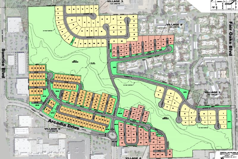 Development, Watt Communities, Citrus Heights