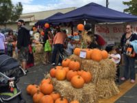 Attendees peruse a vendor booth during the 2015 Spooktacular event in Citrus Heights. // Image credit: City of Citrus Heights