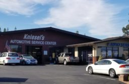 Kniesel's Auto Service Center in Citrus Heights. // CH Sentinel