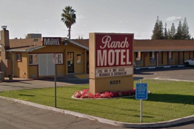 Ranch Motel, Citrus Heights. // Image credit: Google Maps