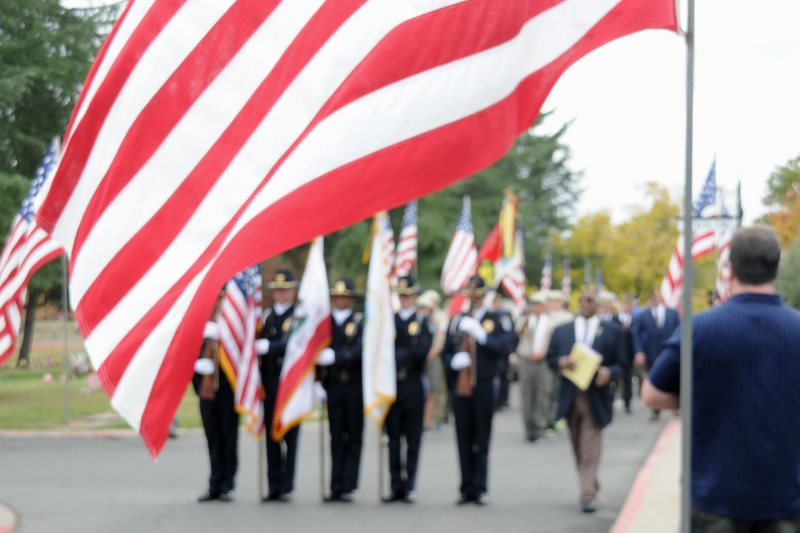 Veterans Day, Citrus Heights