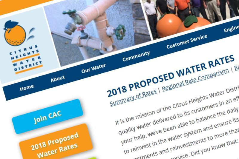 CHWD, Citrus Heights Sentinel