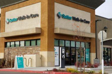 Sutter Health, Walk-in clinic