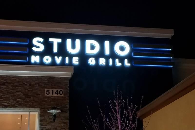 Studio Movie Grill, Citrus Heights, Rocklin